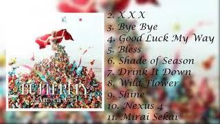 [2012.02.08] BUTTERFLY (Album) - L'arc En Ciel [HD]