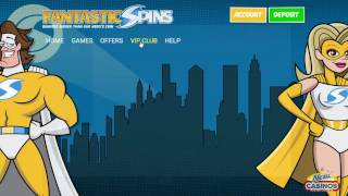 Fantastic Spins Casino