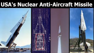 Nike-Hercules - US's Surface To Air Missile with Nuclear Warheads.