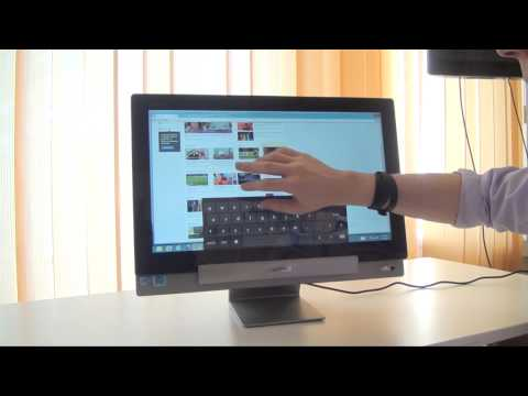 UNBOXING ASUS Transformer All in One P1801