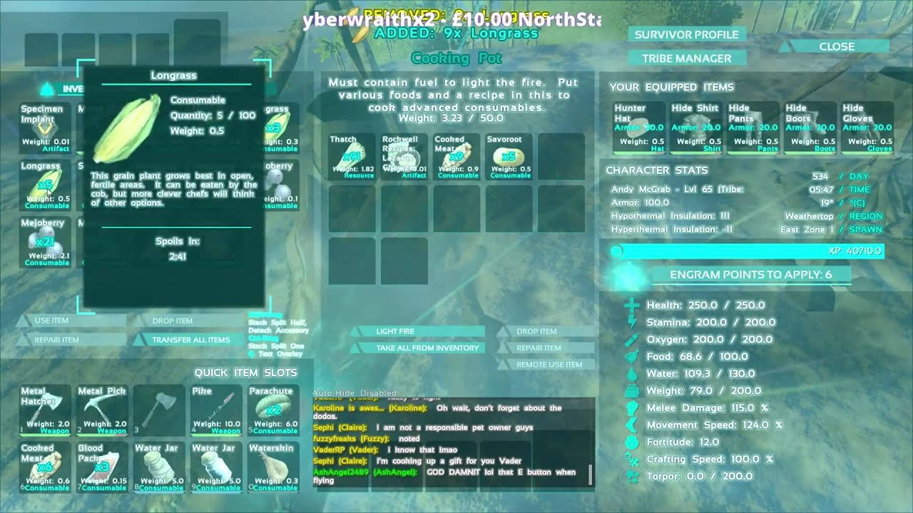 Ark survival evolved guide to rockwell recipes advance cooking ark survival evolved guide to rockwell recipes advance cooking lazarus chowder forumfinder Gallery