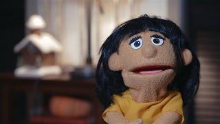 Meet Benita   Awkward Puppets