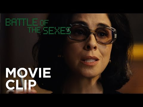 Battle of the Sexes (Clip 'Press Release')