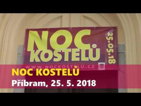 Noc kostelů 2018 - Příbram
