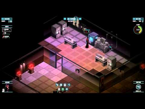 XCOM-Like Espionage Game Renamed To Invisible, Inc.