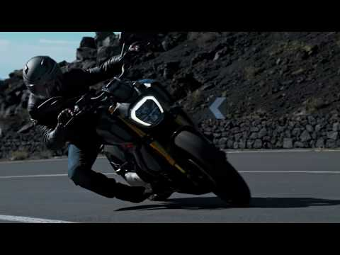 2020 Ducati Diavel 1260 in Medford, Massachusetts - Video 1