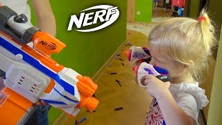 LOVE and NERF. BROS SHOW