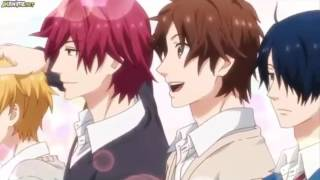 ONE SIDED LOVE opening 2 nijiiro days - sonar pocket -song ending of cap 12