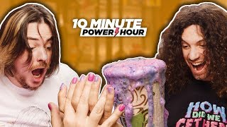 Self Care Session - Ten Minute Power Hour