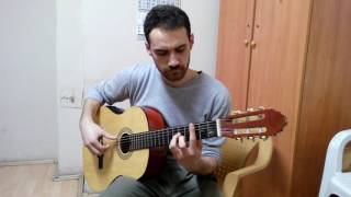 Metallica - Nothing Else Matters Orginal Akor Cover - R.Kutay Karanis