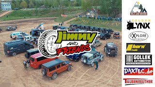Jimny and Friends