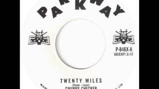 Chubby Checker - Twenty Miles
