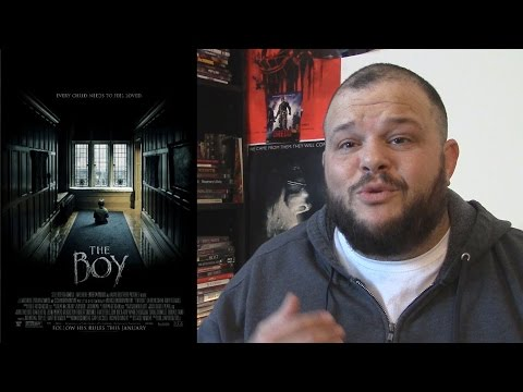 The Boy (2016) movie review horror thriller pg-13