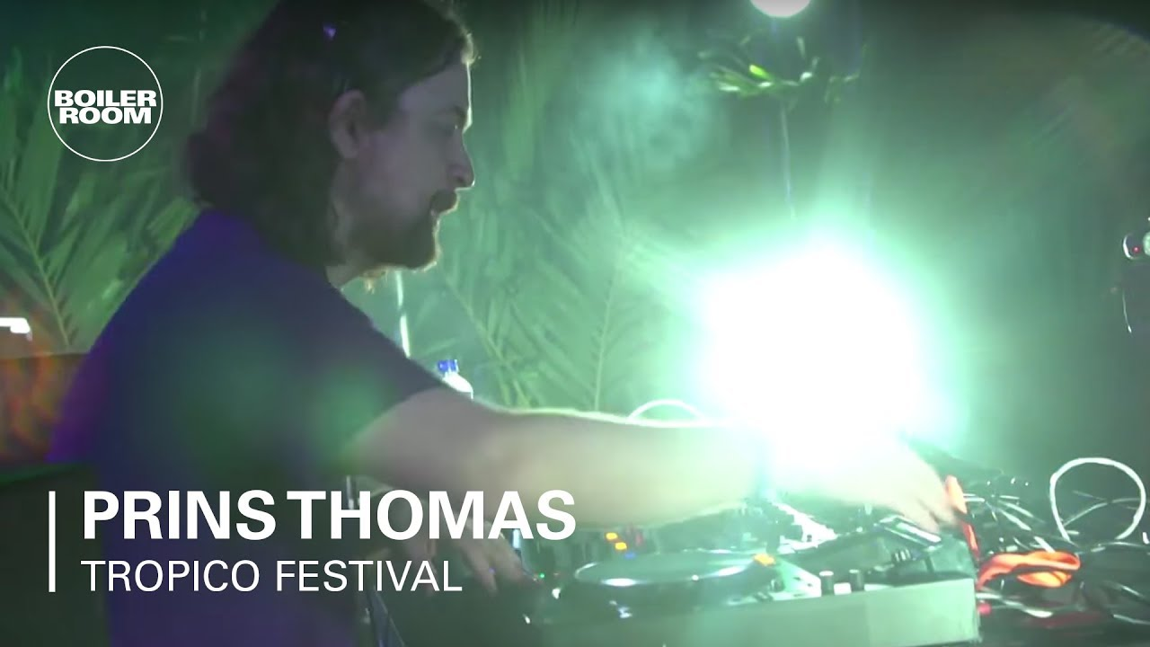 Prins Thomas Disco & House Mix
