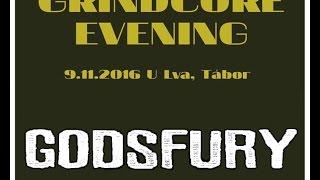 Video Godsfury, Tábor, U Lva, 9 11 2016