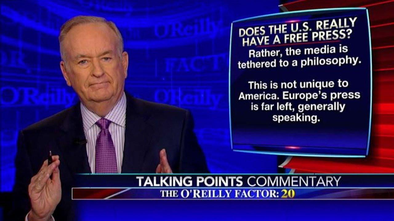 O'Reilly Tells Media To Bow Down To Trump thumbnail