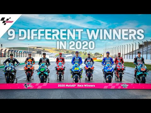 9 Different MotoGP Winners in 2020!