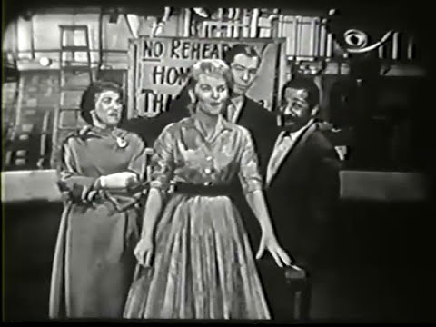 Patti Page, Home For the Holidays and Home, 1957 Live TV