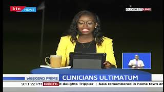 Kenya Union of Clinical Officers threatens to go on strike