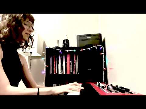Here is a small clip of me singing and playing Girl from Ipanema by Jobim!