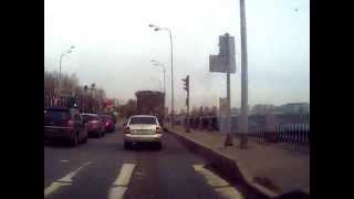 Октябрьская набережная, СПб, от Володарского до Вантового моста, Как можно ездить с таким грохотом