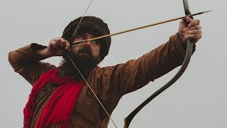 Firing Arrows Like a Mongolian Warrior