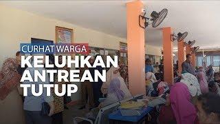 Sidak Disdukcapil, Anggota Komisi I DPRD Padang Dicurhati Warga Soal Antrean Sudah Tutup