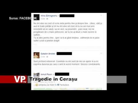 Tragedie în Cerașu