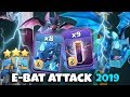 8 Electro Dragon 9 Max Bat Spell Stone Slammer TH12 ATTACK STRATEGY 2019 Aftre Nerf
