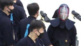 2020 대한검도회장기 중고등학교검도대회 고등부 단체전 결승 성남고 VS 광명고