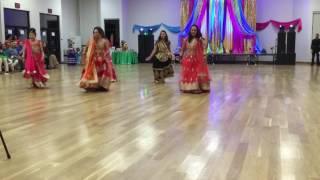 Cham Cham Cham Dance Performance