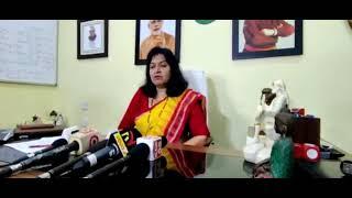 Aparajita wants CBI probe into Mamita murder case