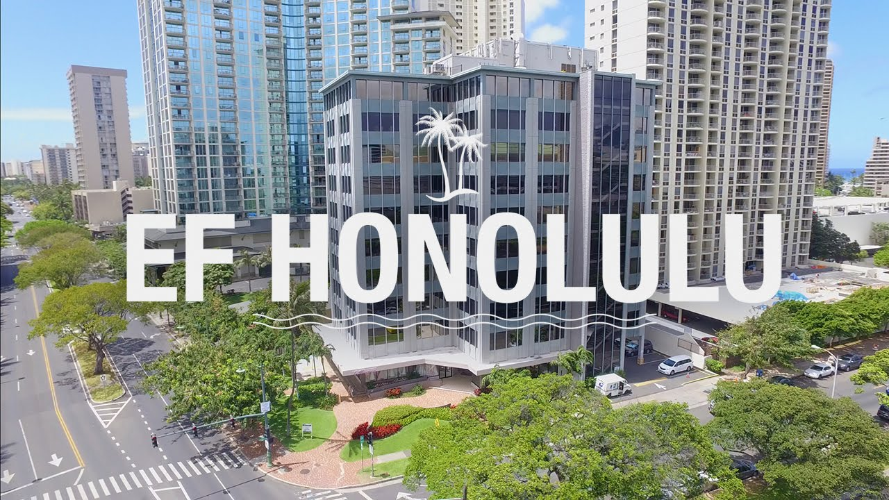 EF Honolulu – Campus Tour