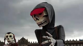 FESTA DE DIAS DOS MORTOS NO MÉXICO