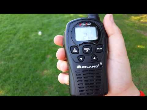 Midland LXT500PA Walkie Talkie Review