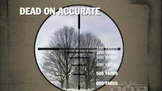 Bushnell DOA Reticle Launch Video