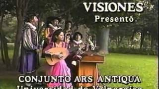Ars Antiqua Chile - Video Youtube