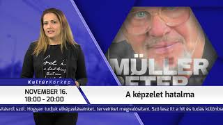 TV Budakalász / Kultúrkörkép / 2018.11.08.
