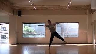 ジャズダンス課題〜振付〜のサムネイル画像