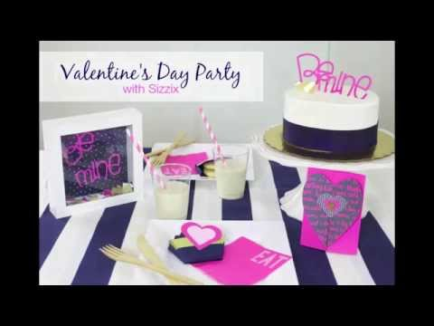 Sizzix - Valentine's Day Cookie Pocket