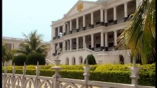 Taj Falaknuma Palace Hotel India ,Travel Videos