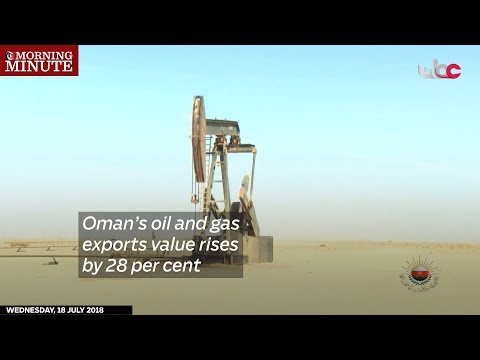 Oman's oil and gas exports value rises by 28 per cent