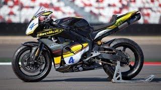 Обзор Гоночного Мотоцикла WSBK