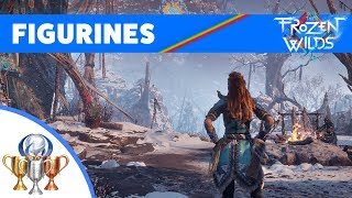 Horizon Zero Dawn: The Frozen Wilds - Animal Figurine Locations