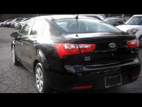 2012 Kia Rio LX - 4 door sedan - Bob King Kia Winston Salem NC 27103