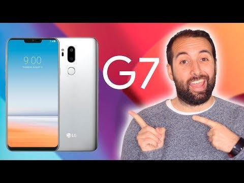 LG G7 ThinQ, toda la información que ya conocemos
