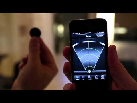 Video of StickNFind - Samsung