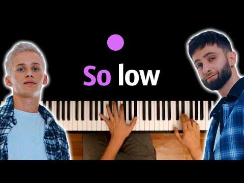 🔥 Хит TIkTok |  Мои мысли на дне они so low  (Escape, Даня Милохин) ● караоке | piano ● ᴴᴰ + НОТЫ