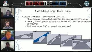 Behind the Lines: Drivetrains