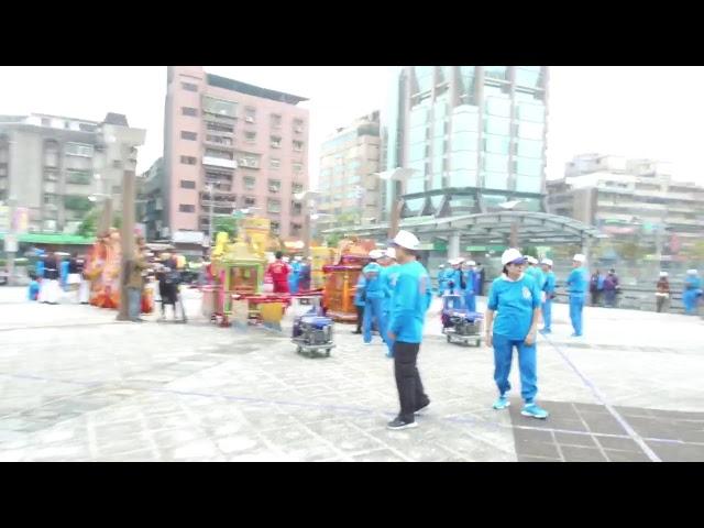 台北松山慈惠堂-岫玉母娘-遶境開光安座-Part5